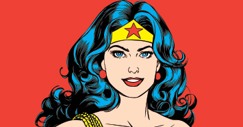 Browse Wonder Woman Designs