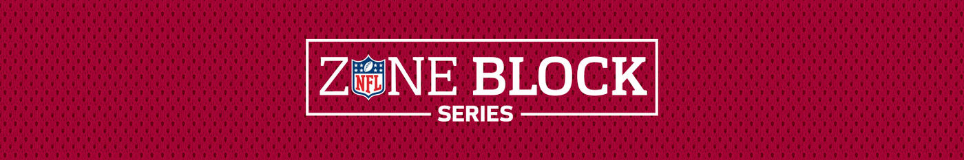 NFL Zone Block Series Design Collection