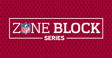Designs for NFL Zone Block Series