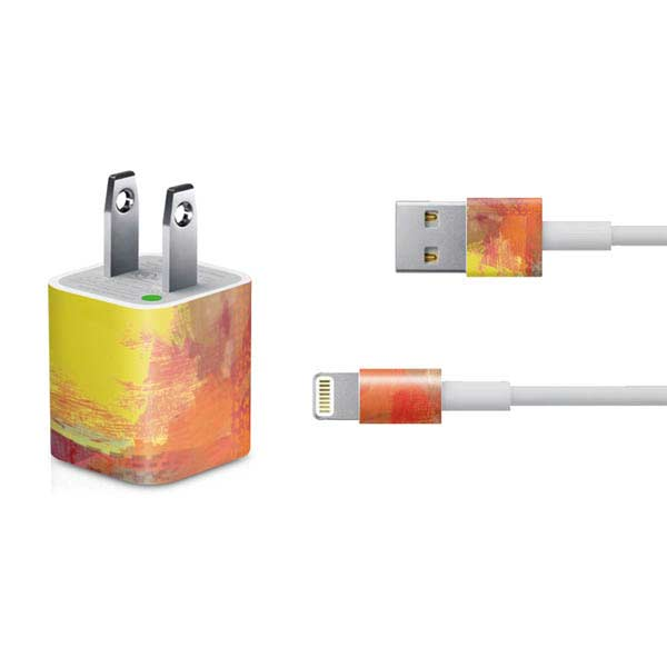 Shop Abstract Art Charger Skins