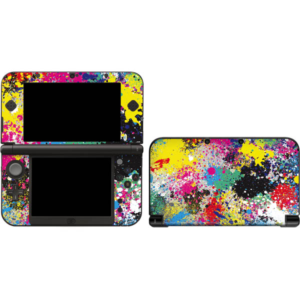 Shop Abstract Art Nintendo Skins