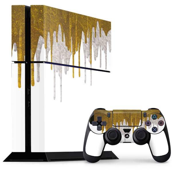 Abstract Art PlayStation Gaming Skins