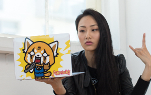 Sanrio MacBook Skin Designs