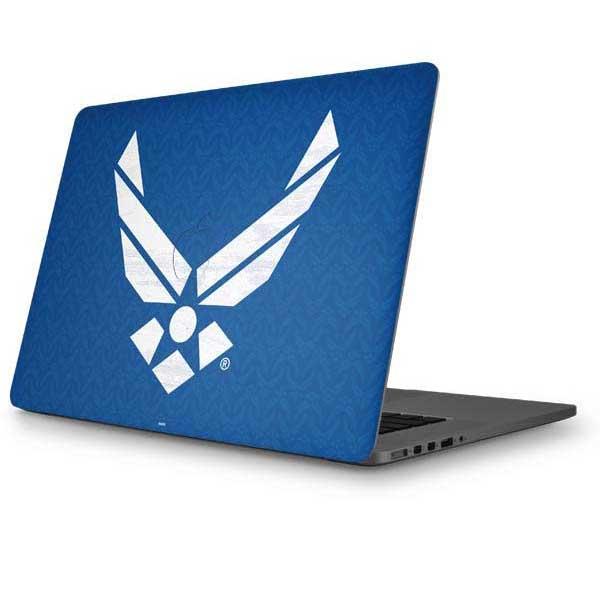 US Air Force MacBook Skins
