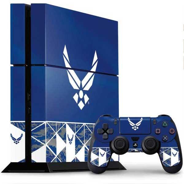 US Air Force PlayStation Gaming Skins