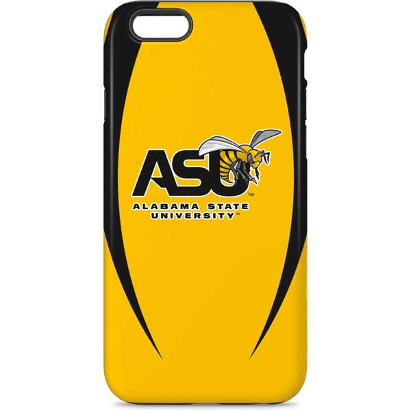 Shop Alabama State University iPhone Cases