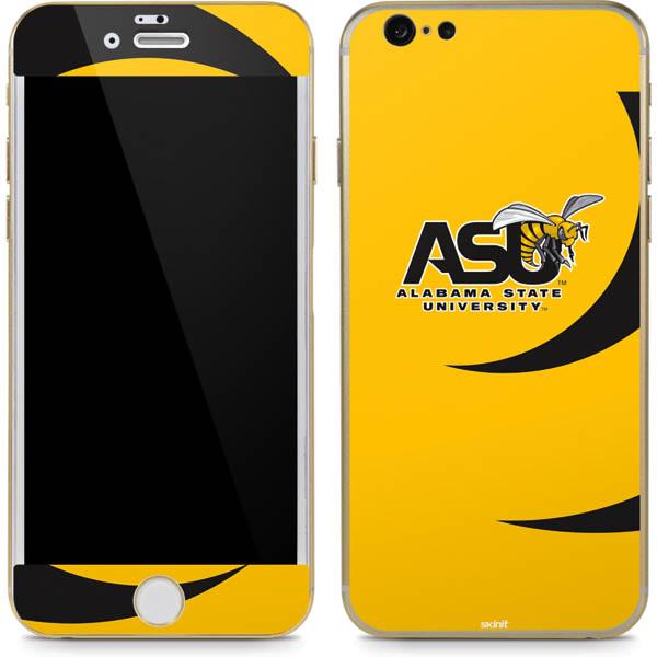 Shop Alabama State University Phone Skins