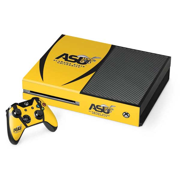 Shop Alabama State University Xbox Gaming Skins
