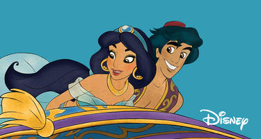 Designs Mob Aladdin Phone Cases and Skins