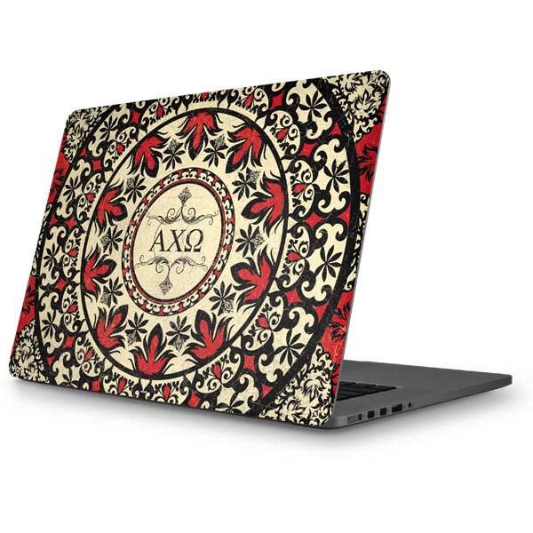 Shop Alpha Chi Omega MacBook Skins