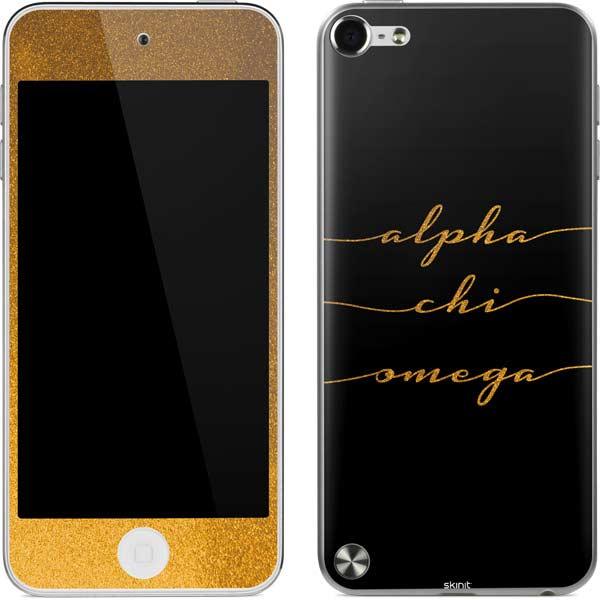 Shop Alpha Chi Omega MP3 Skins