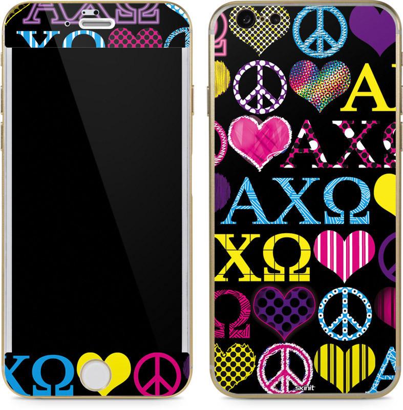 Alpha Chi Omega Phone Skins