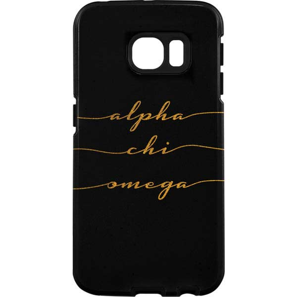 Alpha Chi Omega Samsung Cases