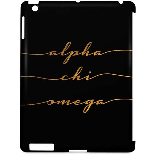 Alpha Chi Omega Tablet Cases