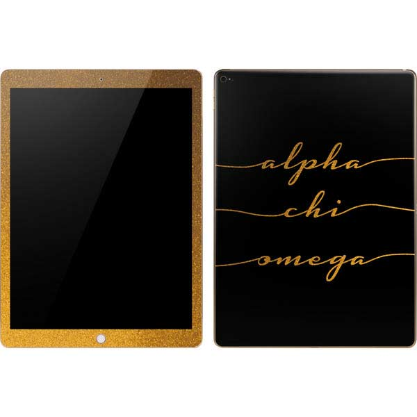 Shop Alpha Chi Omega Tablet Skins
