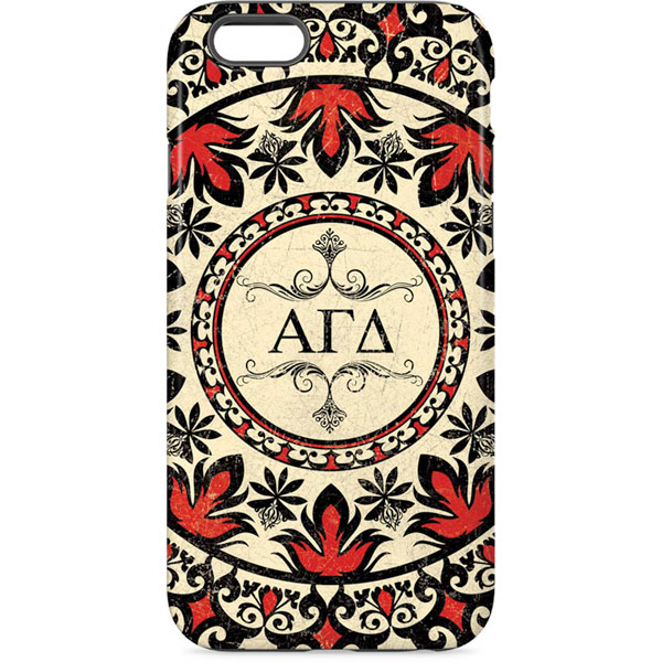 Shop Alpha Gamma Delta iPhone Cases