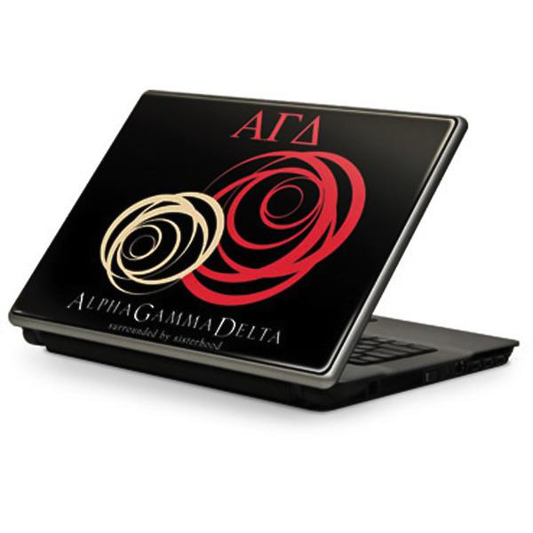 Shop Alpha Gamma Delta Laptop Skins