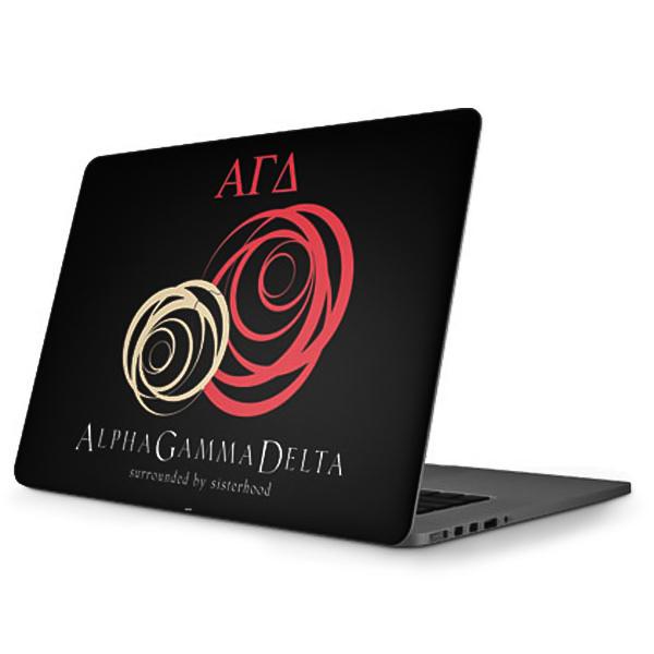 Shop Alpha Gamma Delta MacBook Skins