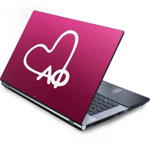 Shop Alpha Phi Laptop Skins
