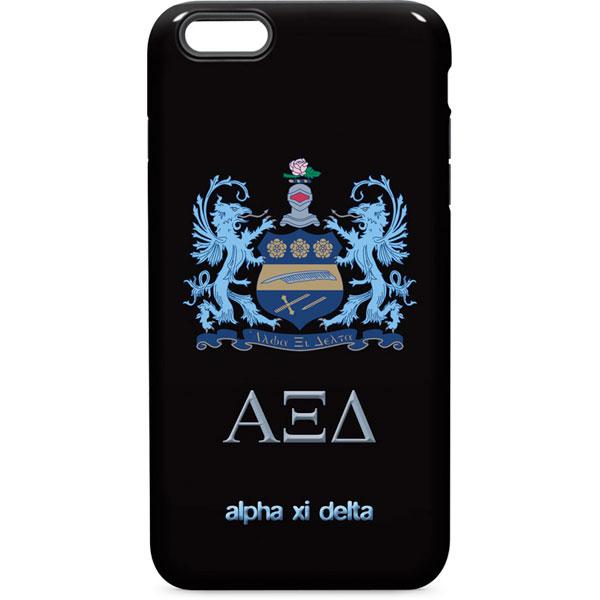 Alpha Xi Delta iPhone Cases