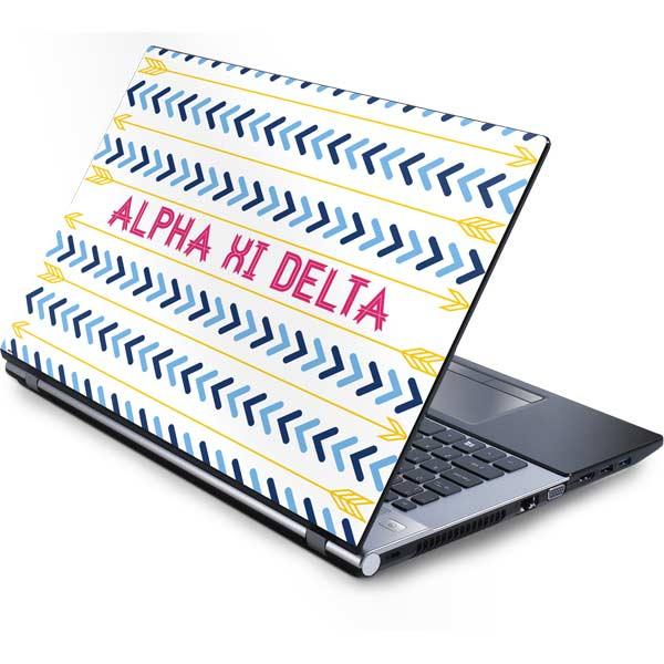 Alpha Xi Delta Laptop Skins