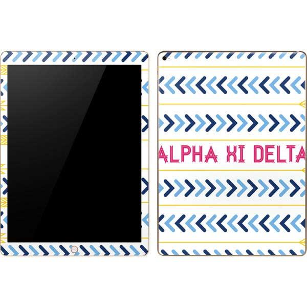 Alpha Xi Delta Tablet Skins
