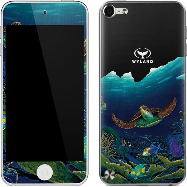 Shop Animal Illustration iPod Skins