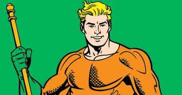 Browse Aquaman Designs
