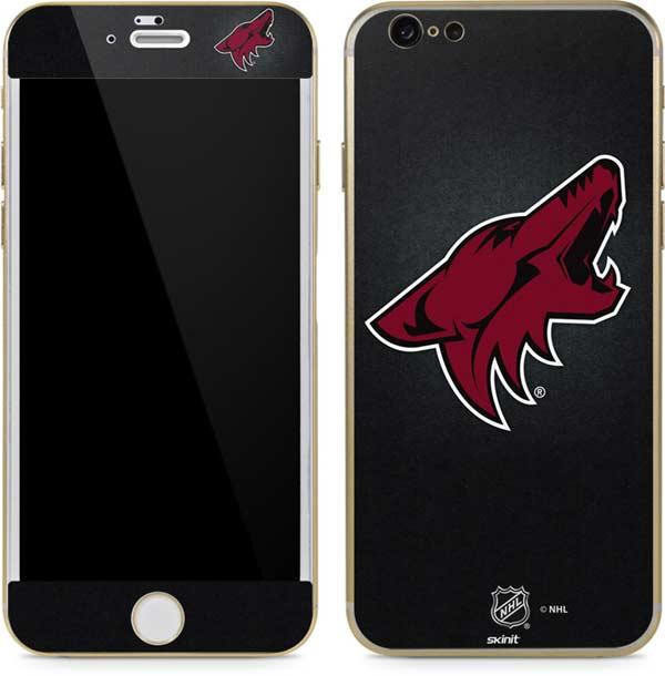 Arizona Coyotes Phone Skins