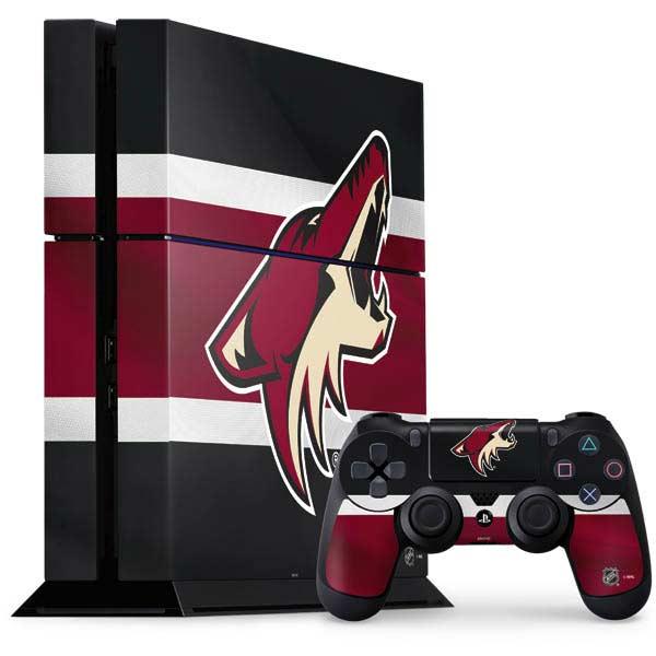 Arizona Coyotes PlayStation Gaming Skins