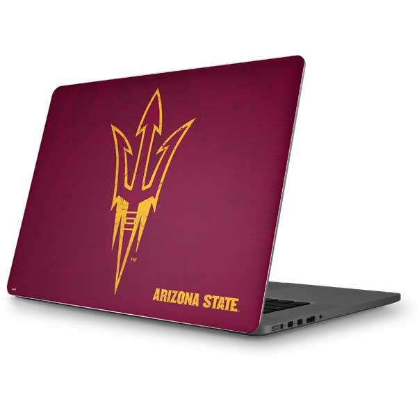 Arizona State University MacBook Skins