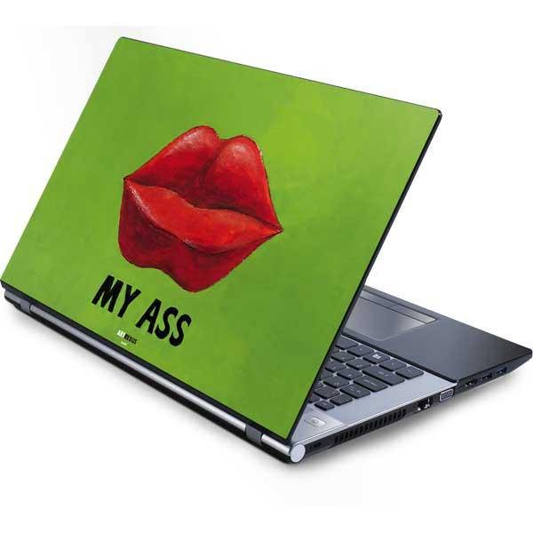 Art Rebus Laptop Skins