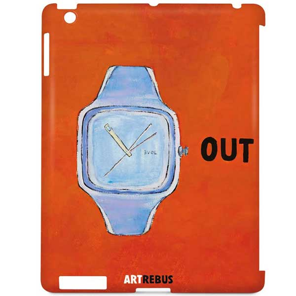 Art Rebus Tablet Cases