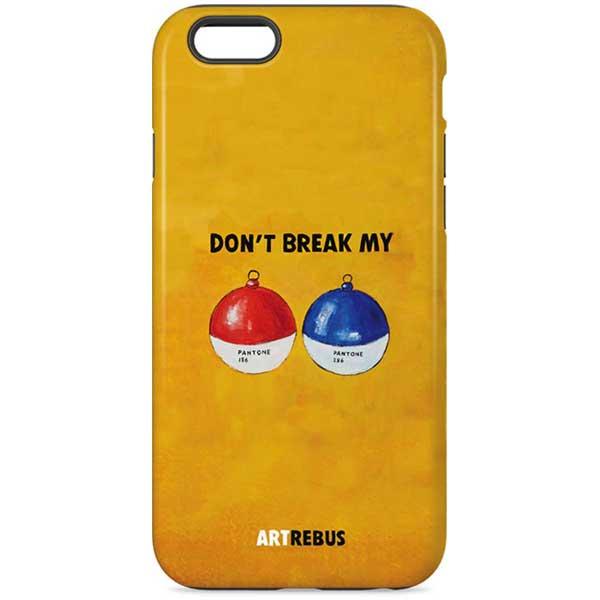 Art Rebus iPhone Cases