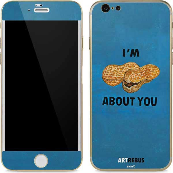 Art Rebus Phone Skins