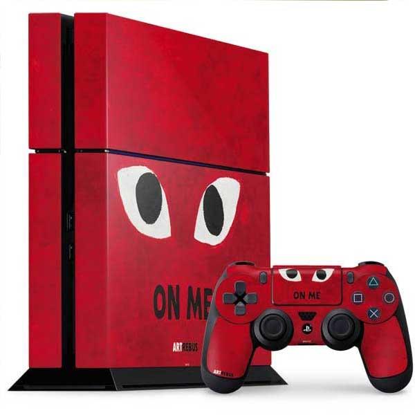 Art Rebus PlayStation Gaming Skins