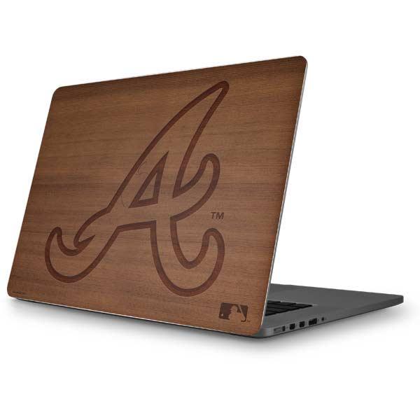 Shop Atlanta Braves MacBook Skins