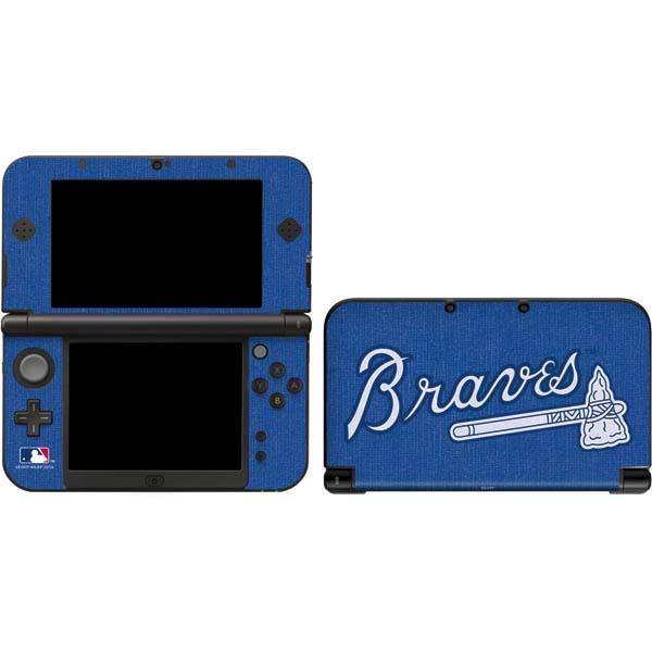 Shop Atlanta Braves Nintendo Gaming Skins