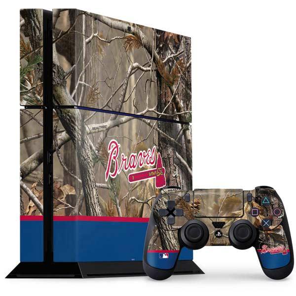 Shop Atlanta Braves PlayStation Gaming Skins