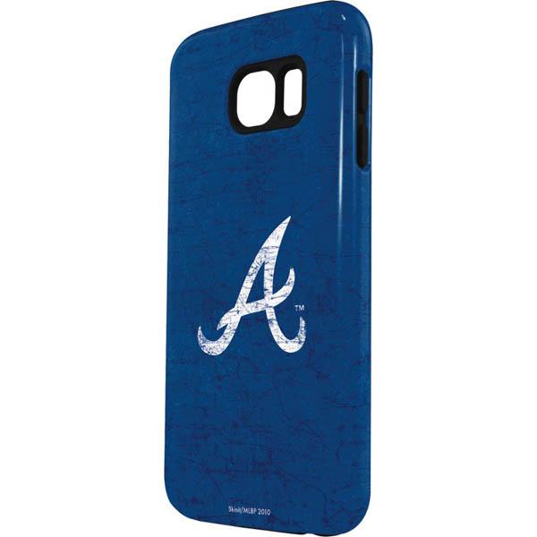 Shop Atlanta Braves Samsung Cases