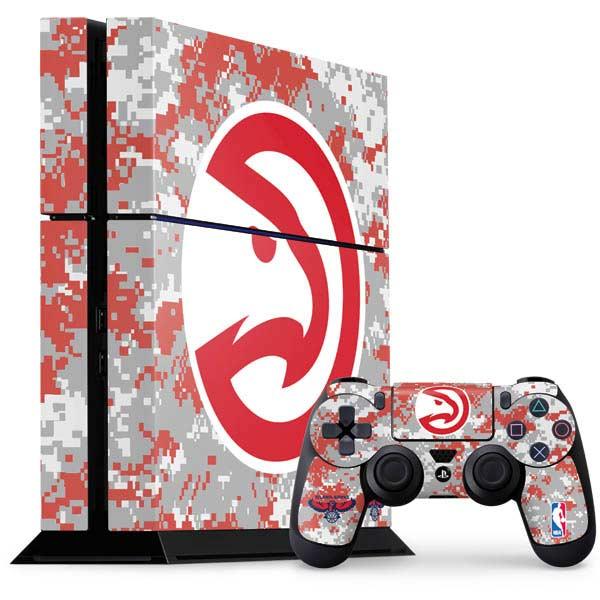 Shop Atlanta Hawks PlayStation Gaming Skins