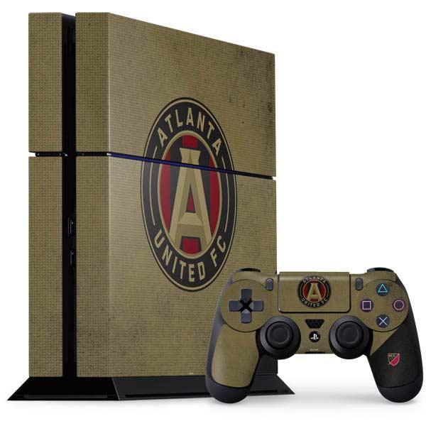 Shop Atlanta United FC PlayStation Gaming Skins