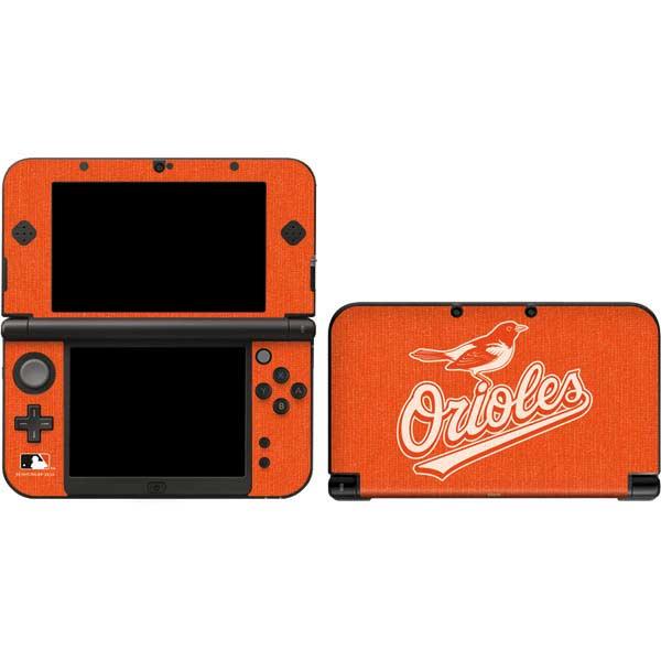 Baltimore Orioles Nintendo Gaming Skins