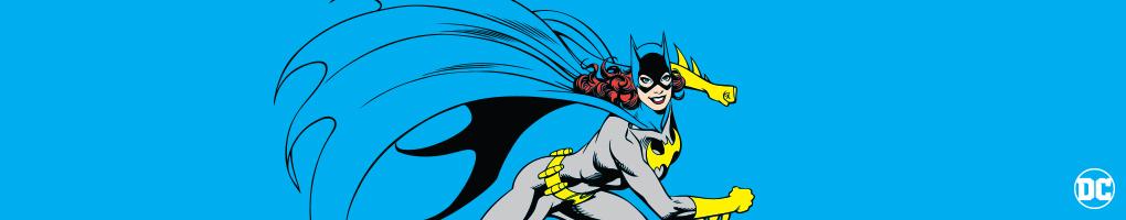 Designs for Batgirl