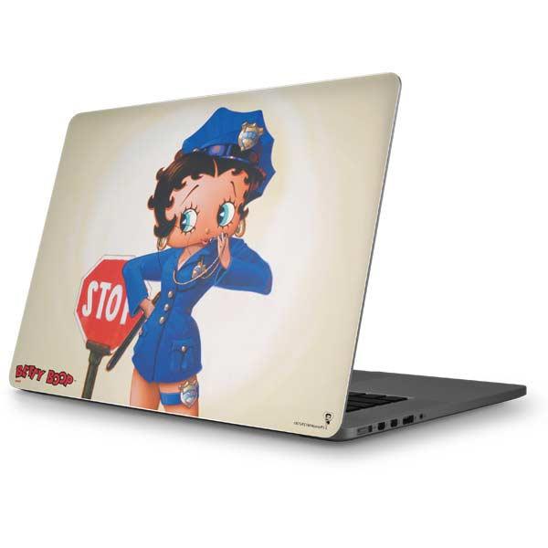 Shop Betty Boop MacBook Skins
