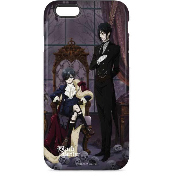 Black Butler iPhone Cases