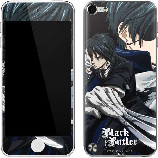 Black Butler MP3 Skins