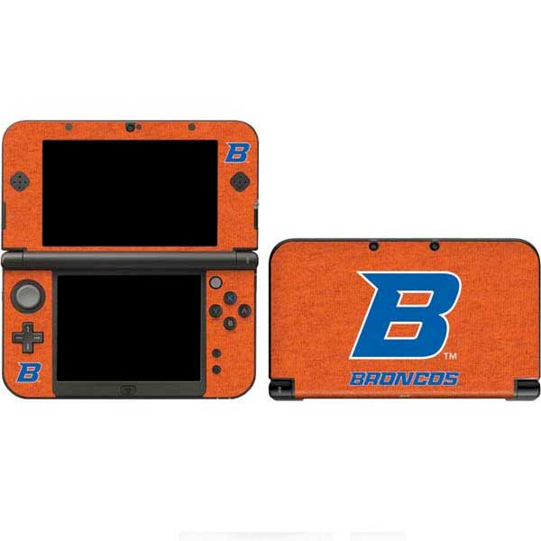Boise State University Nintendo Gaming Skins