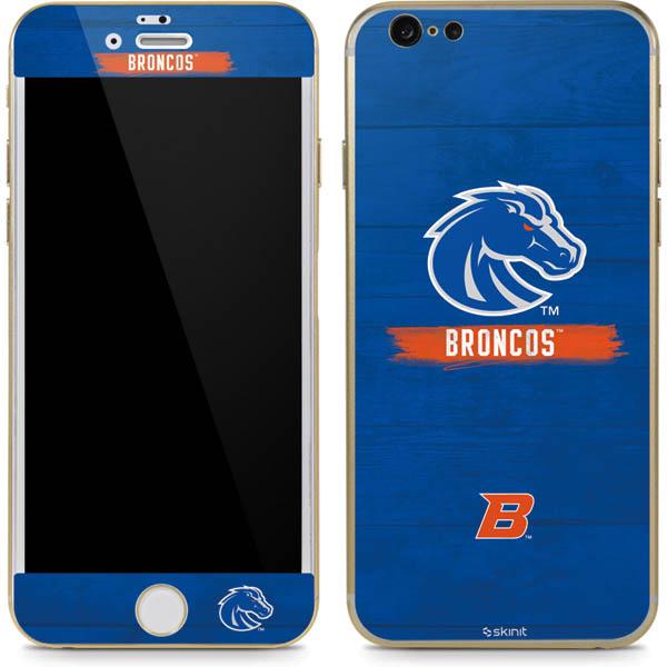 Boise State University Phone Skins