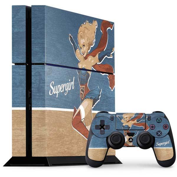 Bombshells PlayStation Gaming Skins